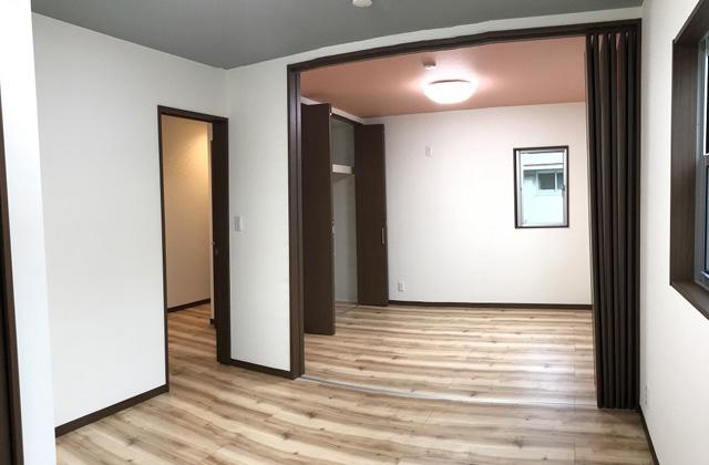 小松原展示場モデルハウス 子供室